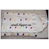 Bebekler İçin Tulum Battaniye Modeli