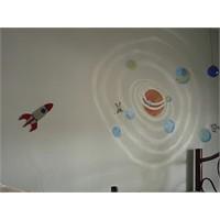 Çocuk Odalarına Yeni Soluk