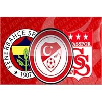 Eneramo Tek Başına Takım Fenerbahçe 1–2 Sivasspor
