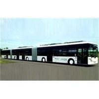 Dünyanın En Uzun Otobüsünü Gördünüz Mü ?