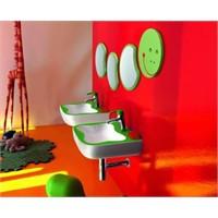 Laufen Renkli Çocuk Banyoları