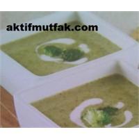 Brokoli Çorbası (Kolay Tarif)