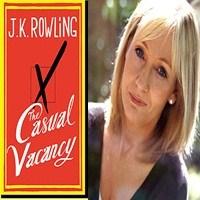 J. K. Rowling'in Yeni Kitabı Haftaya Çıkıyor