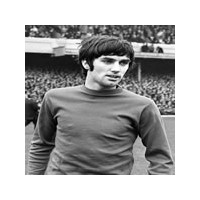 "Maradona Good, Pele Better, ""George Best !"""