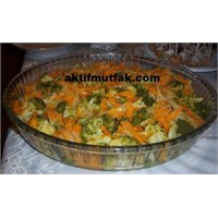 Brokoli Salatası ..Bu Lezzet Denenmeli.....