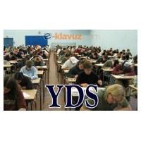 2013 Yds Sınava Giriş Belgesi