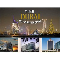 Yılbaşında Dubai Sizi Bekliyor