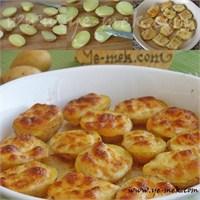 Parmesanlı Taze Patates