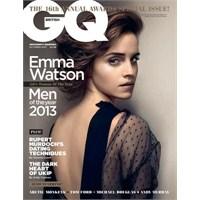 Kapak Kızı: Emma Watson - Gq İngiltere