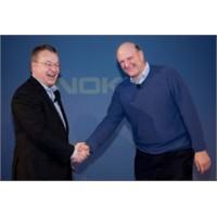 Microsoft Nokia İşbirliği Resmiyet Kazandı