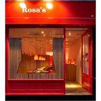 Gundrey & Ducker'dan Rosa's Thai Restoran
