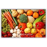 Sebze Ve Kuruyemişleri Daha Kolay Soymak İçin