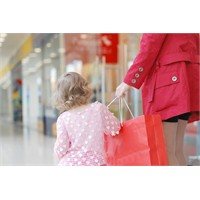 Çocuklarla Alışverişe Çıkmak