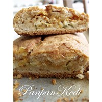 Kepek Unlu Peynirli El Açması Börek Ya Da Poğaça