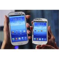 Galaxy S4 Mini Kendini Testlerde Gösterdi!