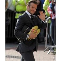Yakı[Şık]lı : David Beckham