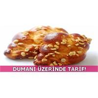 Dumanı Üzerinde Paskalya Çöreği Tarifi!