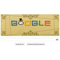 Google'dan Sıradışı Bir Doodle !