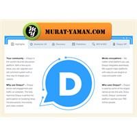 Disqus Yorum Sistemin Blogger'a Eklenmesi
