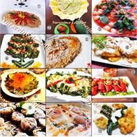 Yılbaşı Masalarınız İçin Mezeler/ Salatalar