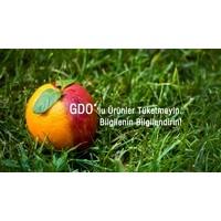 Gdo'lu Ürünlerden Uzak Durun