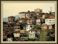 Karabük de Safranbolu Evleri