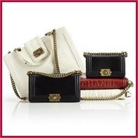 Chanel'den Yeni Çanta Koleksiyonu : Boy Chanel