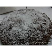 Kar Yağdı Kümbet Pasta