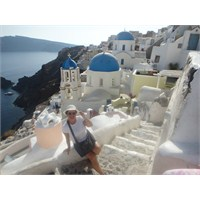 Yunan Adaları Turu.. Santorini…