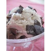 Muzlu Dondurma (Çikolata Parçalı)