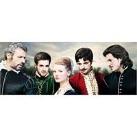 Montpensier Prensesi, Asli Ve 3 Erkek