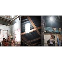 Pet Şişeden Solar Ampül Yapımı