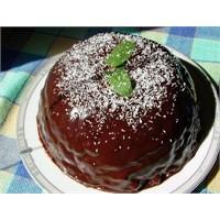 El Yapımı Doğum Günü Pastası
