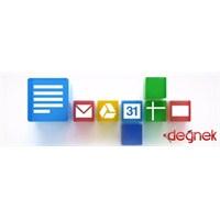Google Drive Online Depolama Servisi