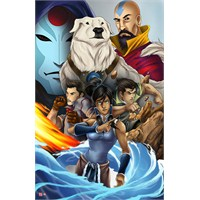 Avatar Efsanesi Legend Of Korra İle Devam Ediyor