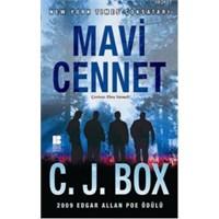 Mavi Cennet - C.J.Box