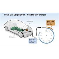 Volvo, Elektrikli Otomobil Şarj Süresini 1.5 Saat.