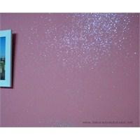 Simli Duvar Boyası İle Işıl Işıl Duvarlar