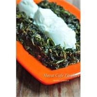 Hardal Salatasu Ve Gelincik Otu Kavurması