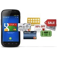 İphone 5'e Google Wallet(Temassız Ödeme) Desteği