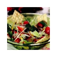 Keten Tohumlu Diyet Salata