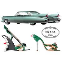 Prada'dan Fantastik Ayakkabı Koleksiyonu