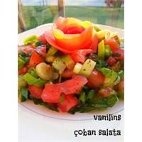 Çoban Salata Tarifim