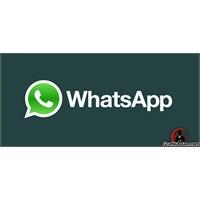 Whatsapp Hız Kesmiyor!