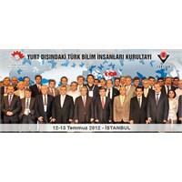 Yurt Dışındaki Türk Bilim İnsanları Kurultayı Yapı