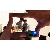 Parmak Fotoğraf Makinesi