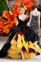 Christian Dior Haute Couture 2010/2011 Kış Koleksi