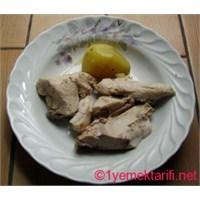 Tavuk Haşlama 2012