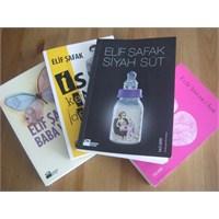 Teşekkürler Elif Şafak