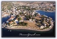İzmir İline Bağlı 30 İlçe Merkezinden Biri - Foça